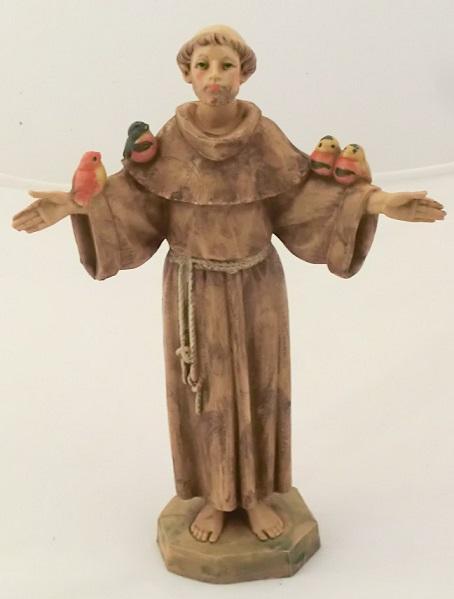 S. Francesco d'Assisi cm. 18