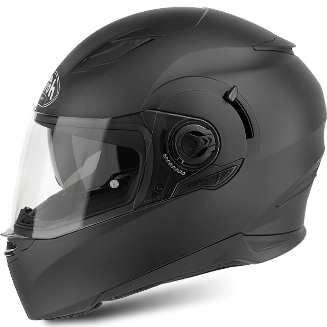 CASCO MOTO AIROH INTEGRALE MOVEMENT COLOR BLACK MATT MV11