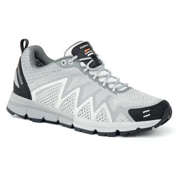123 KIMERA RR WOMEN'S - Knit Hiking Shoes - Light Grey