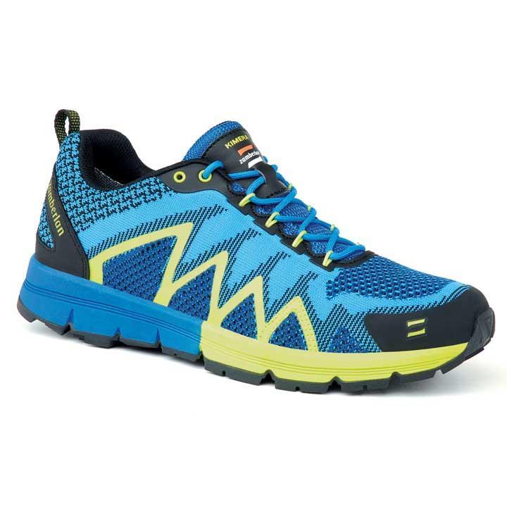 123 KIMERA RR - Knit Hiking Shoes - Blue