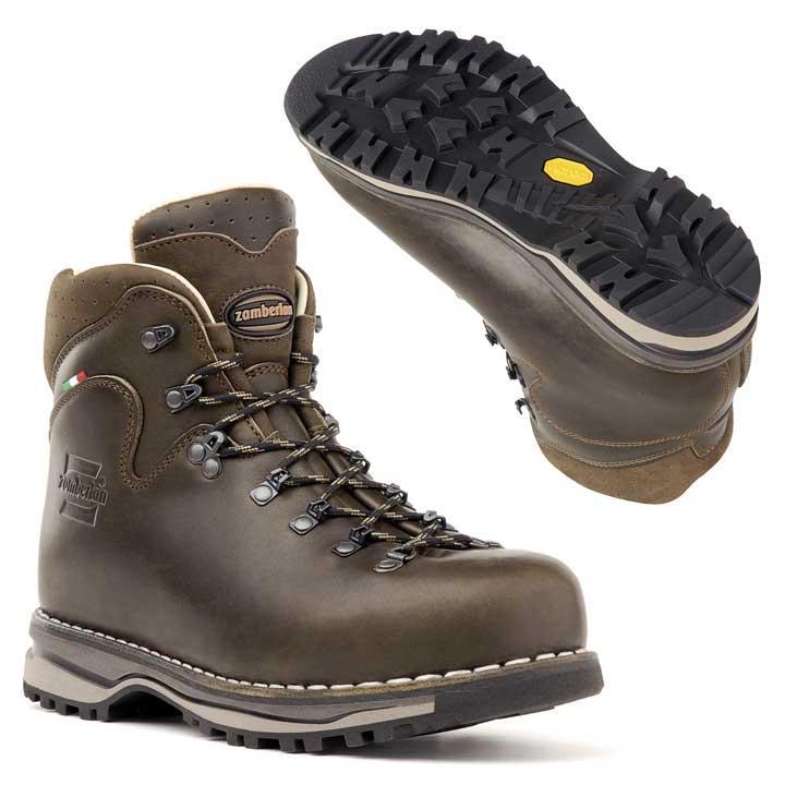 1023 LATEMAR NW   -   Norwegian Welted Boots   -   Waxed Dark Brown