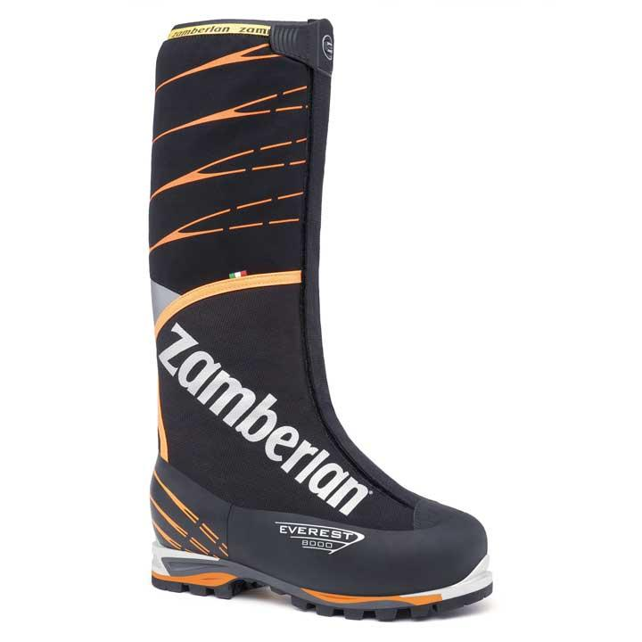 8000 EVEREST EVO RR   -   Mountaineering  Boots   -   Black/Orange