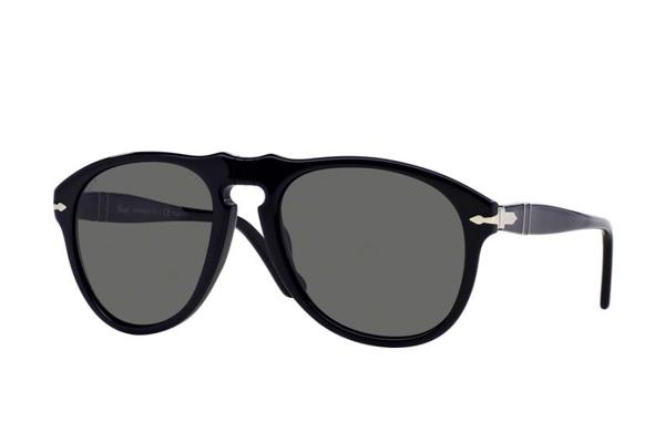 Occhiali da sole uomo marchio PERSOL colore nero (lente polarizzata)