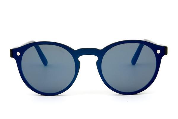 Occhiali da sole uomo marchio SNOB colore blu