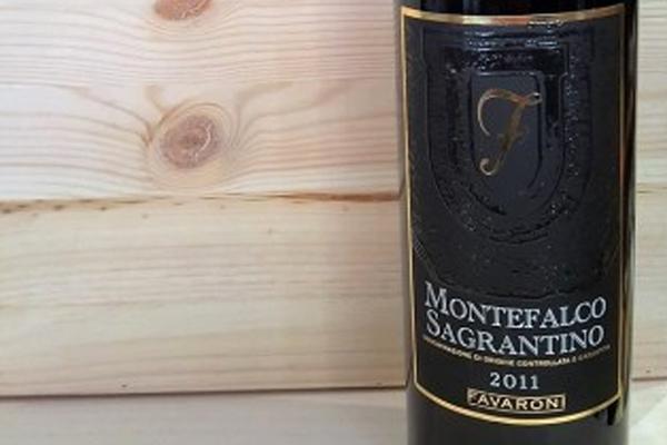 Vino Rosso Sagrantino di Montefalco Docg Favaroni