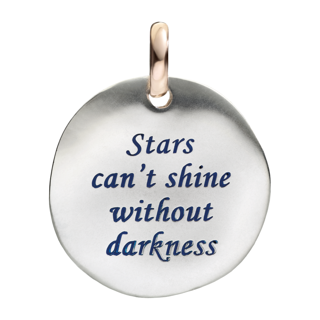 QUERIOT MONETE GRANDI - STARS CAN'T SHINE WITHOUT DARKNESS