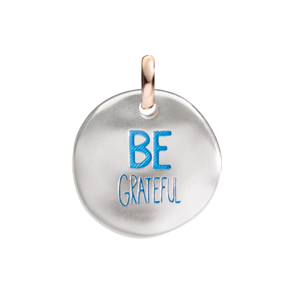 QUERIOT MONETE PICCOLE - BE GRATEFUL