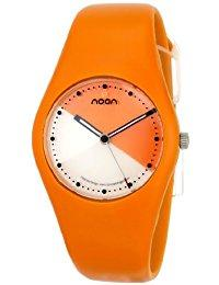 CLOCK NOON COLOR - ORANGE