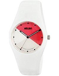 COLOR NOON CLOCK - WHITE