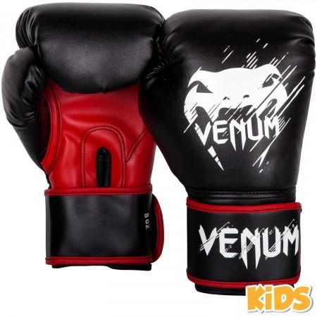 GUANTONI JUNIOR VENUM Contender – Black/Red 4 oz