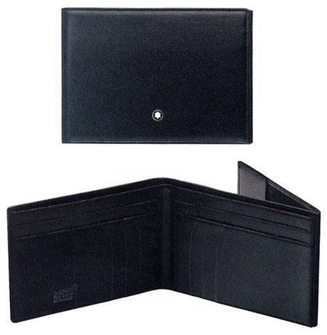 Portafoglio e Porta assegni Montblanc Meisterstück 13 scomparti
