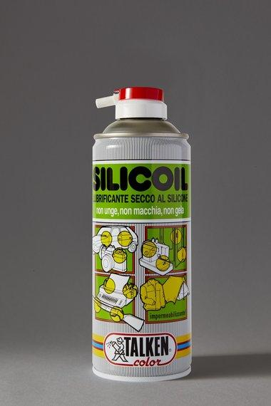 Lubrificante Secco al Silicone Silicoil