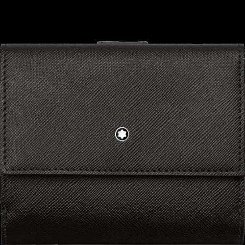 bene fuori x marchio famoso prezzo interessante Montblanc Sartorial Women's Wallet 5cc with pocket view ...