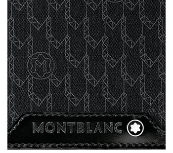 Portafoglio Montblanc Signature Black