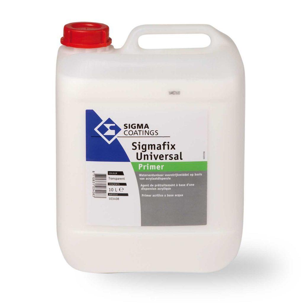 Fissativo Acrilico Sigmafix Universal Primer 5lt. SIGMA