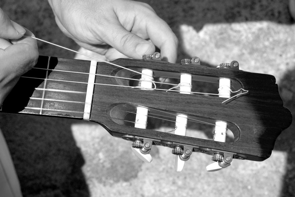 corde per chitarra classica