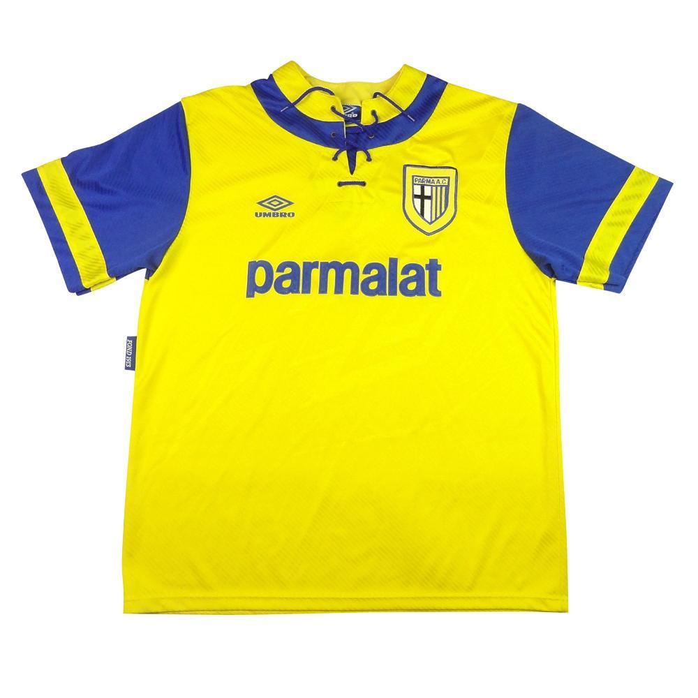 1993-95 Parma Maglia Away XL