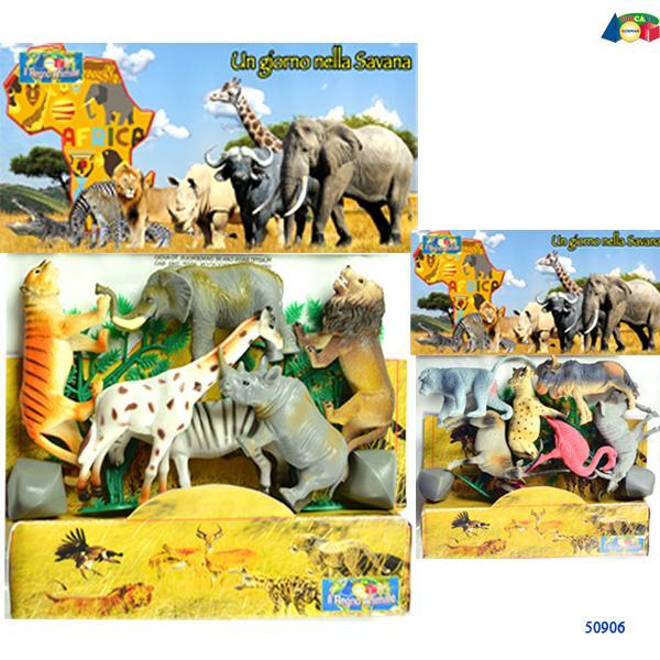 BUSTA ANIMALI SAVANA 50906 GINMAR srl