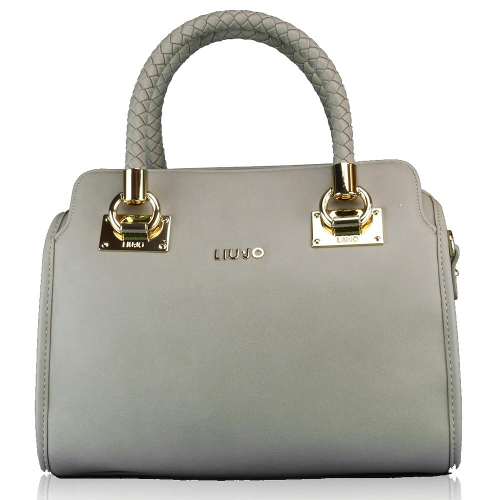 Bauletto Liu Jo ANNA NAPPA N67084 E0003 PALE BROWN