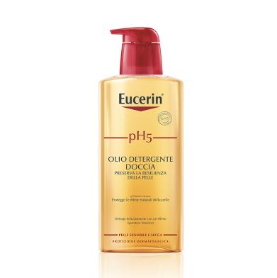 EUCERIN PH5 OLIO DETERGENTE DOCCIA PELLE SECCA 400 ML
