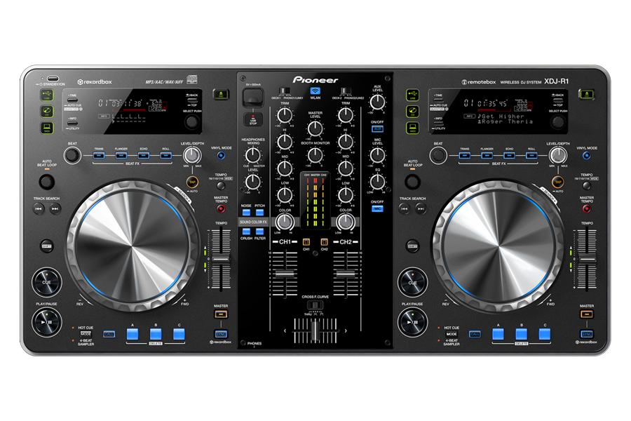 CONTROLLER DJ PIONEER XDJR1