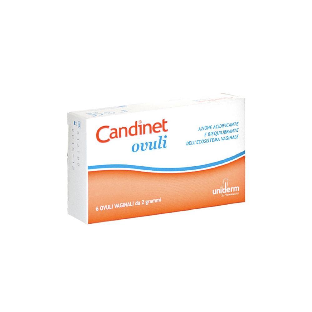 CANDINET OVULI - AZIONE RIEQUILIBRANTE DELL'ECOSISTEMA VAGINALE