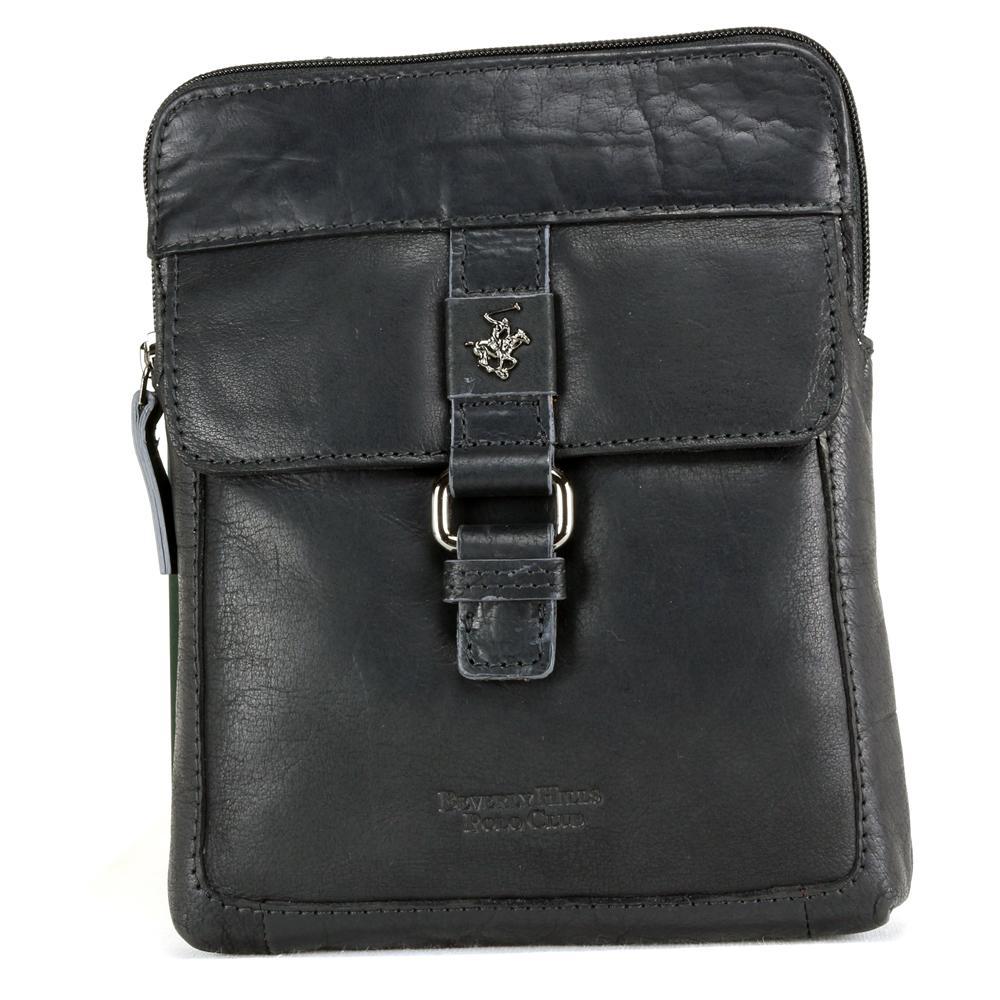 Shoulder bag Beverly Hills Polo Club BERLINO BH-1120 NERO ... 7336c23b6fd