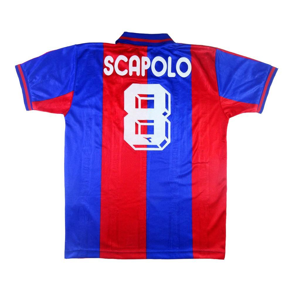 1996-97 Bologna Maglia Home Scapolo #8