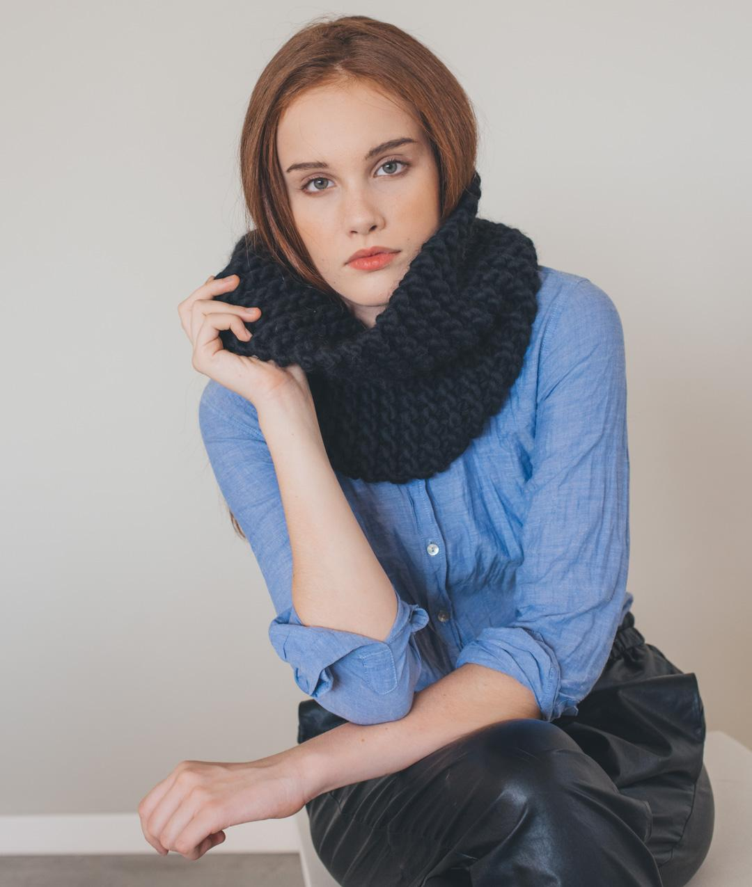 Patterns - Needles and  Patterns - Snood for Good - Pattern - 1