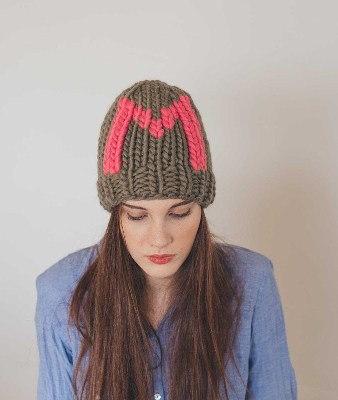 Hats and Beanies - Wool - Betta Beanie - 1
