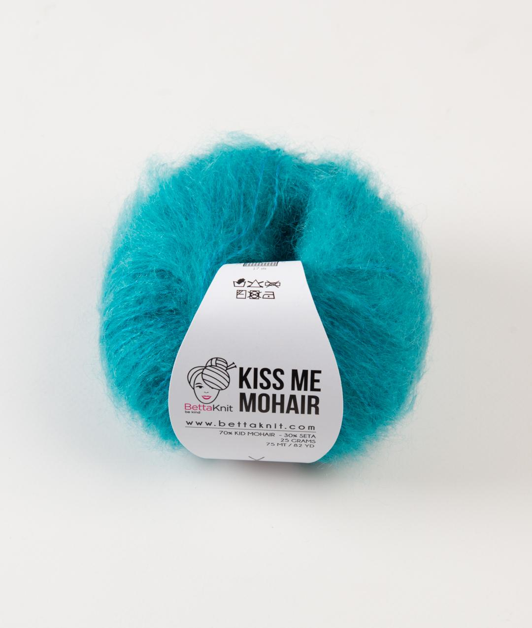 Wool - Yarns - Kiss Me Mohair - 1