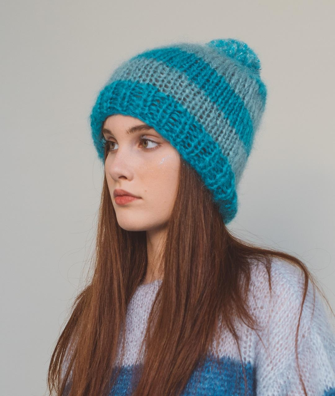 Mohair Mania Collection - Hats and Beanies - Savamala Hat  - 1