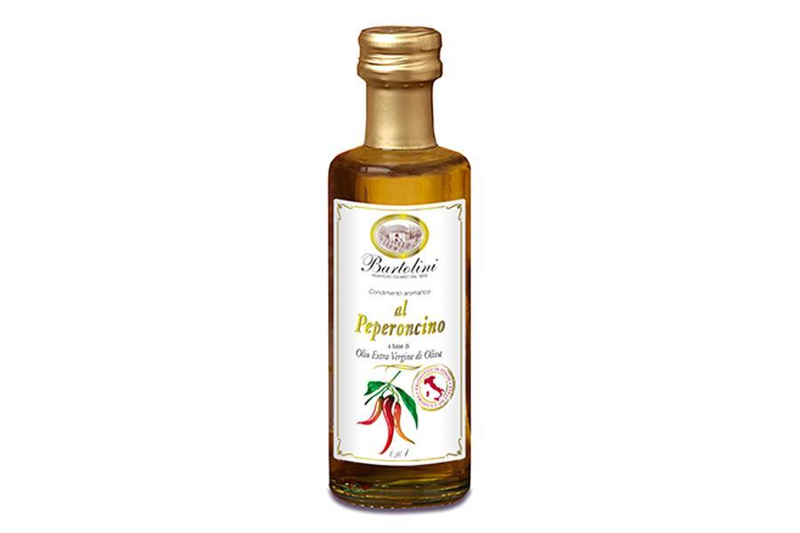 Olio aromatizzato al peperoncino Umbria 100 ml