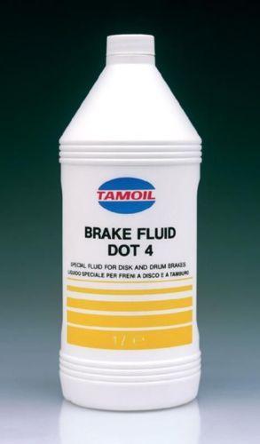 Tamoil Brake Fluid Dot 4 1 L