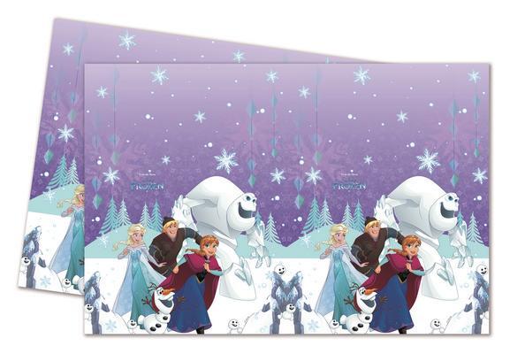 Disney Frozen Snowflakes tovaglia festa 120x180 cm