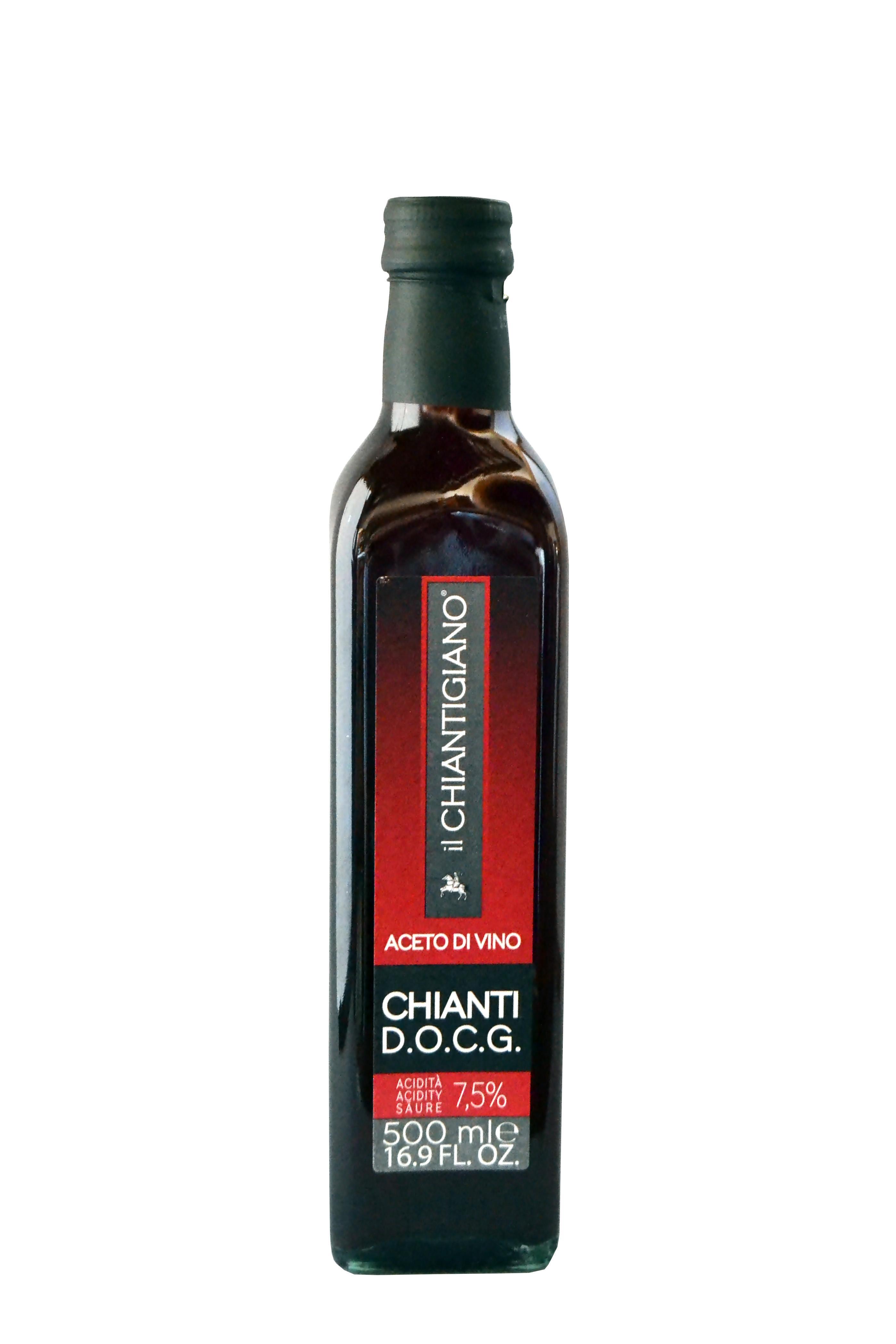Aceto Rosso da Vino Chianti DOCG bottiglia cl 50