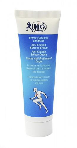 Anti-friction silicone cream