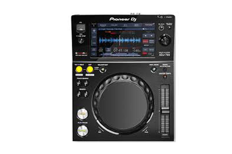 LETTORE XDJ700 PIONEER DJ CONTROLLER WIRELESS