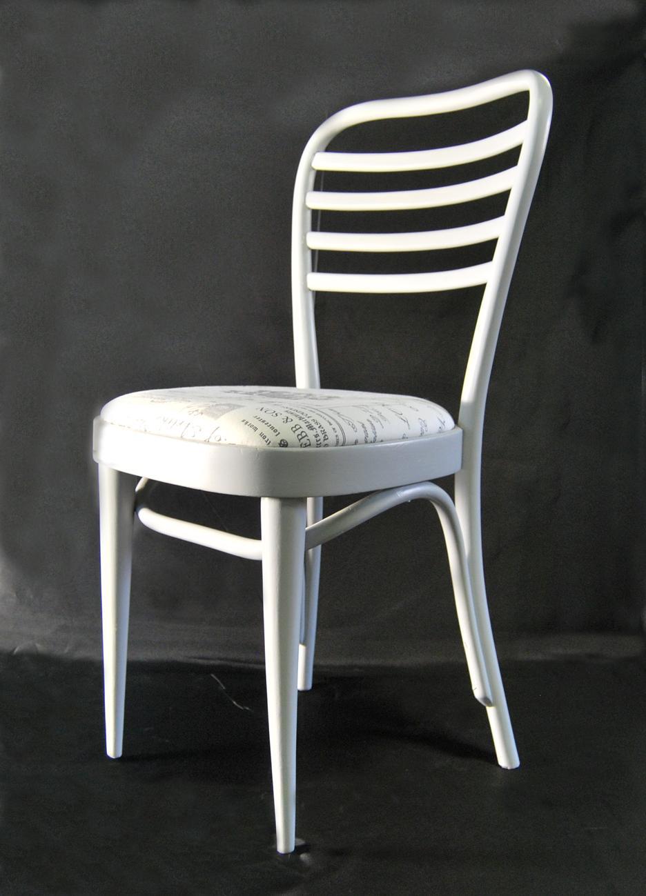 Set di 4 sedie vintage