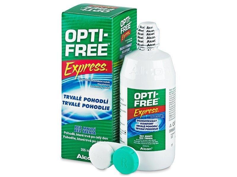 Opti-free Express - Soluzione Unica (355ml)