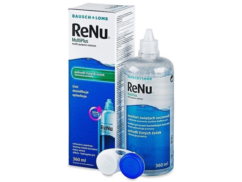 ReNu Multiplus - Soluzione Unica (360ml)