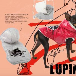 PIUMINO LUPIN