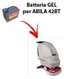 Battery for ABILA 42BT scrubber dryer COMAC