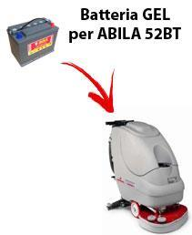 Battery for ABILA 52BT scrubber dryer COMAC