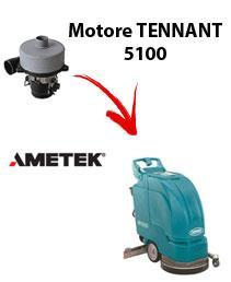 5100 Vacuum motors AMETEK for scrubber dryer TENNANT