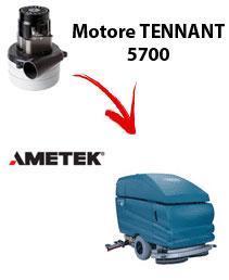 5700 Vacuum motors AMETEK for scrubber dryer TENNANT