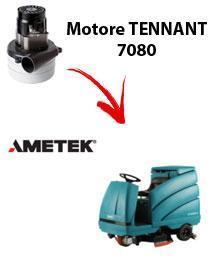 7080 Vacuum motors AMETEK for scrubber dryer TENNANT