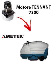 7300 Vacuum motors AMETEK for scrubber dryer TENNANT
