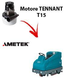 T15 Vacuum motors AMETEK for scrubber dryer TENNANT