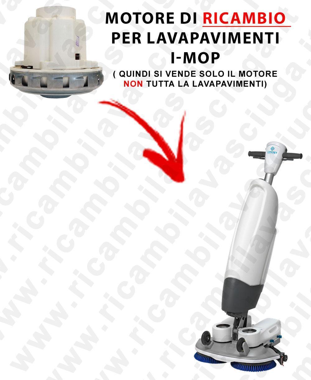Replace Vacuum motor  for I-MOP (in questa asta si vende solo il MOTORE)